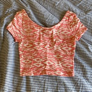 Summer Crop Top